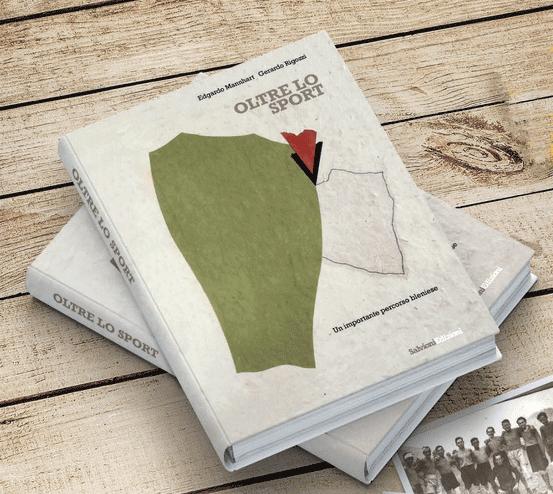Pubblicazione del libro OLTRE LO SPORT