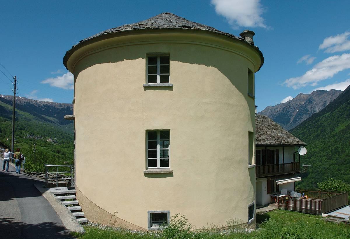 Casa Roberto Donetta, fotografo di inizio secolo