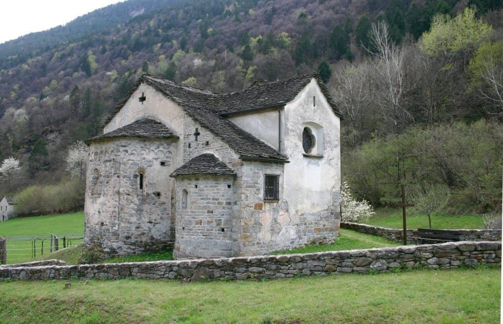 Chiesa di San Remigio a Boscero-Corzoneso