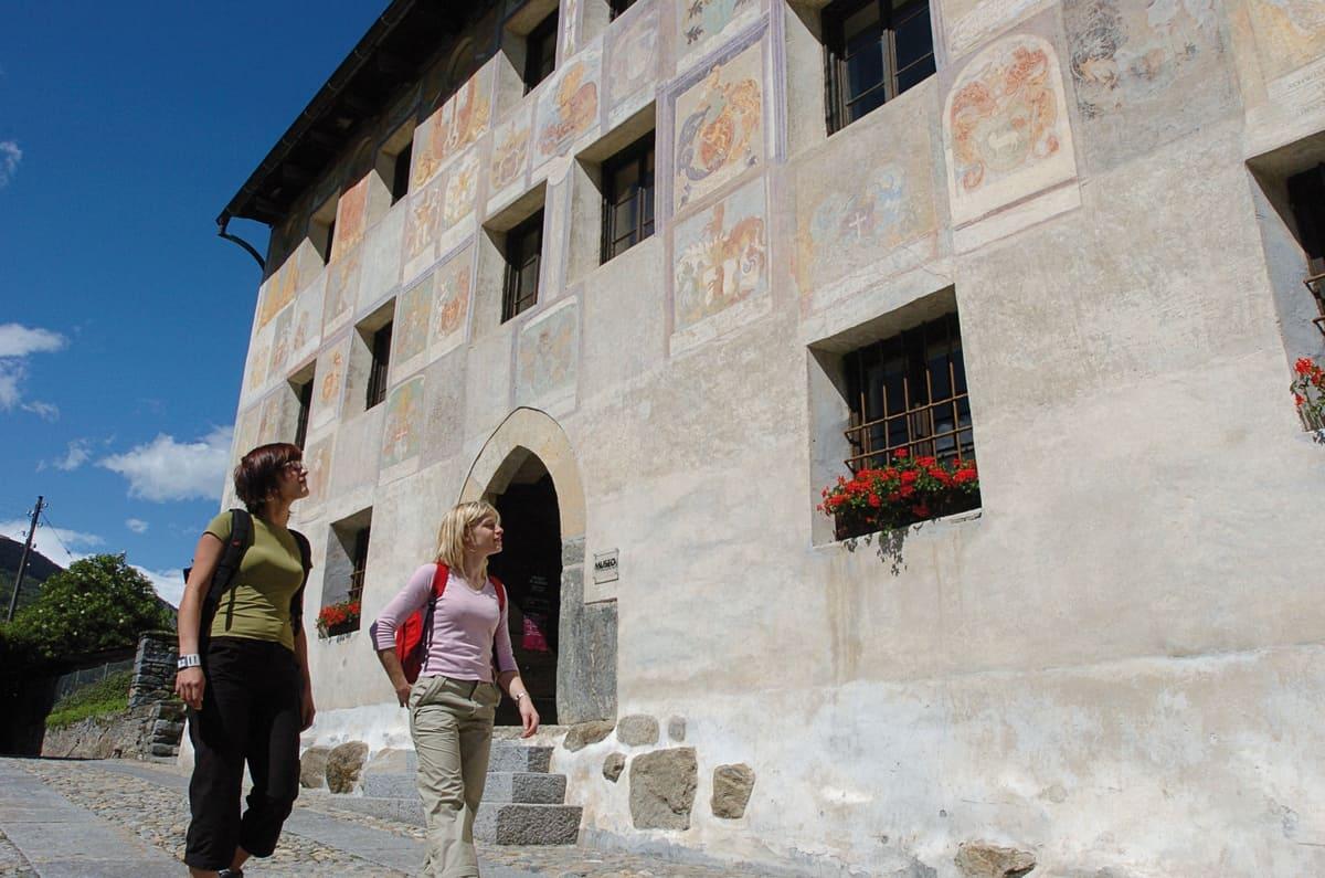 Museo di Lottigna, Valle di Blenio