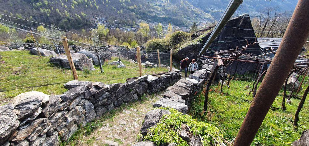 Sentiero Storico 1 Valle di Blenio