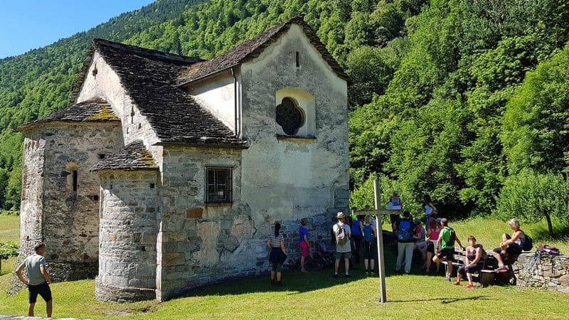 San Remigio a Corzoneso