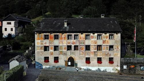 Museo Casa dei Landfogti a Lottigna